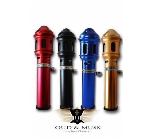 Encensoir de poche - divers couleurs