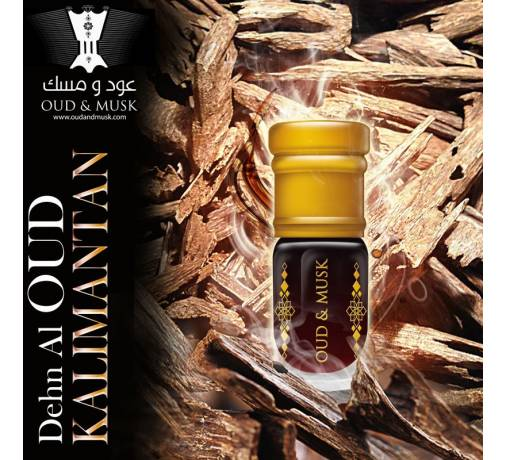 Dehn al Oud kalimantan huile de oud