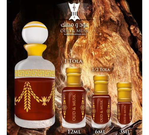 Musc al Oud huile de musc huile de parfum