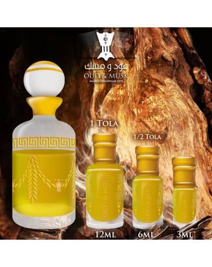 Oud Abyat huile parfumée huile de parfum