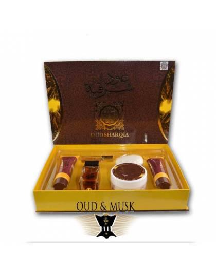 Coffret Parfum Oud Sharqia
