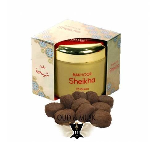 Bakhour Sheikha
