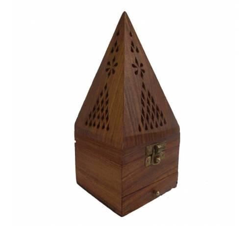 Encensoir en Bois -