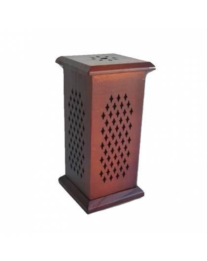 Encensoir en bois