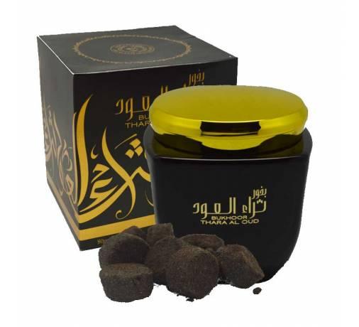 Bakhour Thara al Oud encens de qualité