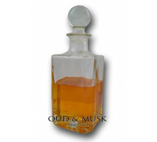 Amber touch huile de parfum huile parfumee