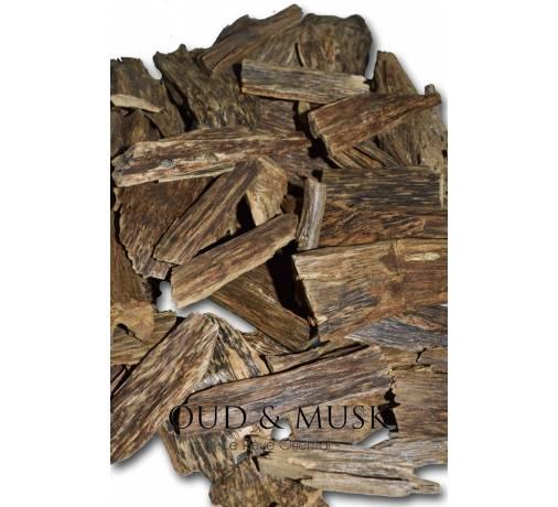 Bois de oud de papouasie grade A encens de qualité